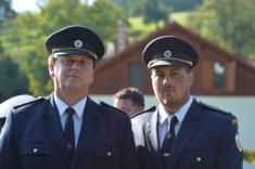 Nové uniformy pro hasiče